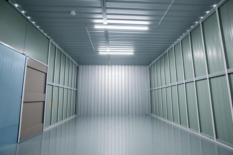 Cinch Self Storage Unit