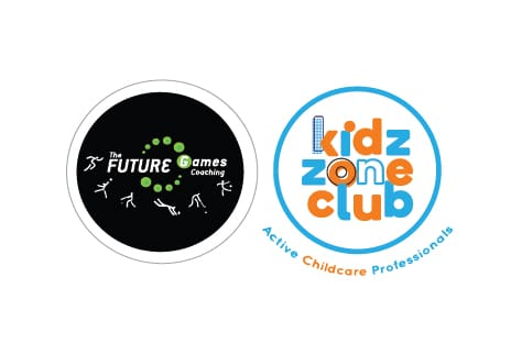 The Future Games and Kidz Zone Logo 2