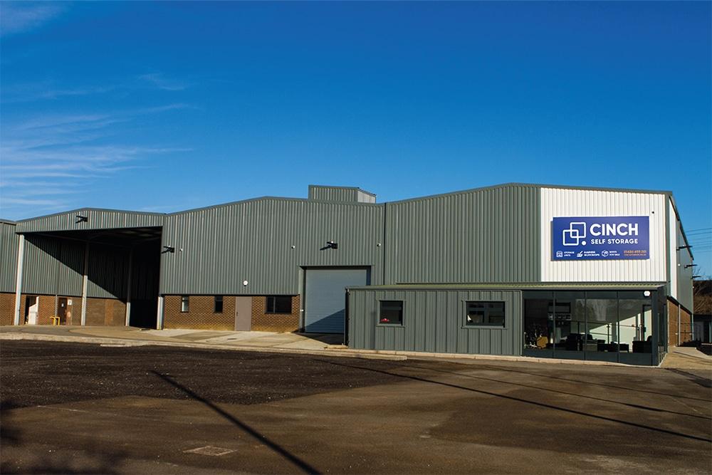 Self storage units in Huntingdon