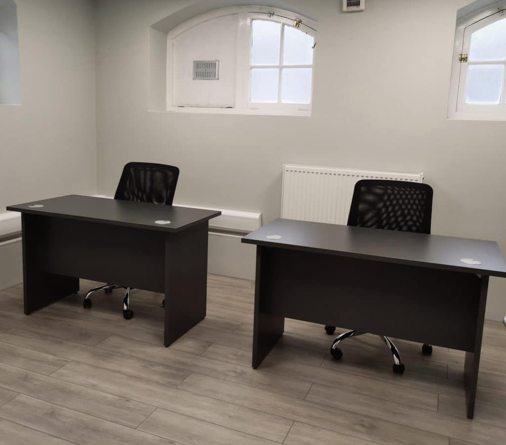 Offices available to rent at Cinch Storage